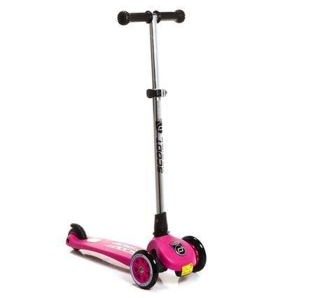 Detskiy Trehkolesniy Samokat ScootyRide HighwayKick 3 Pink Maximum